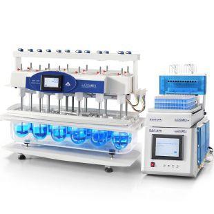 SYSTEM 860DL 全自動12位溶出取樣系統 溶出度儀 溶出儀