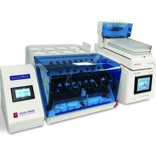SYSTEM SUS-4000 全自动流通池法系统 溶出度仪 溶出仪