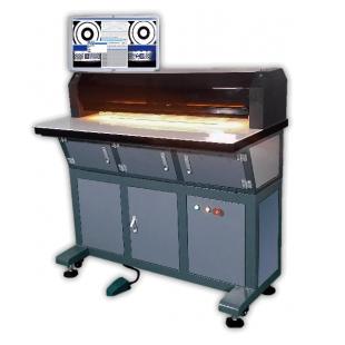 极志PCB菲林涨缩分类检查机/一次元测量仪