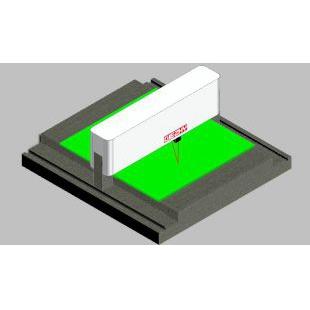 极志大玻璃平面度测量仪
