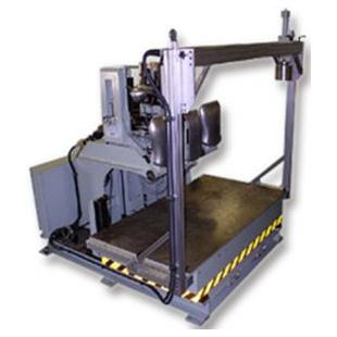汽车座椅头枕强度测试机