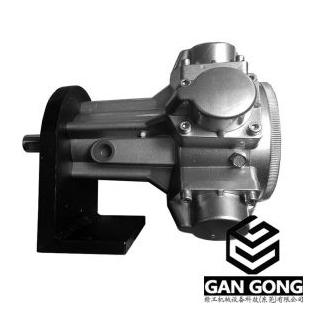 赣工GANGONG M5W-1/2HP 五缸活塞式防爆气动马达(厂家直销)
