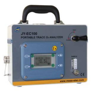 JY-EC100便攜式防爆氧分析儀空分專用