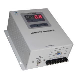 机柜式烟气水分仪JY-2300C