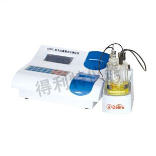 得利特库仑法微量水测定仪A1072