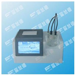 富兰德GB/T7600全自动微量水分测定仪FDT-1371