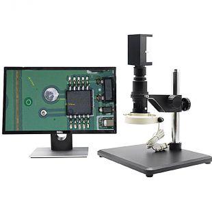 众寻光学 HDMI高清拍照测量视频显微镜