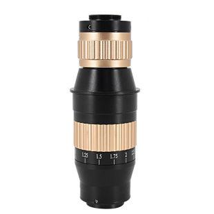 眾尋光學 4K0325 超清光學連續變倍鏡頭 帶定格定倍