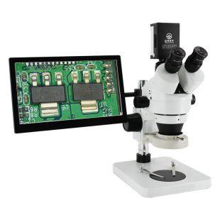 众寻光学SZM45(200HC) 三目高清拍照测量视频显微镜 一体式