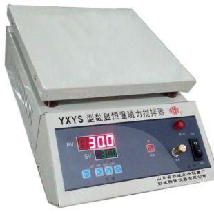 YXYS型数显恒温磁力搅拌器