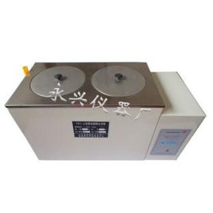 山东厂家直销两孔YXY型原油稀释专用水浴锅