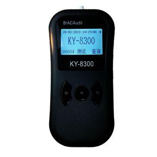 深圳科運花豹3號快速酒精檢測儀 呼氣式酒精濃度檢測儀 KY-8300酒測儀