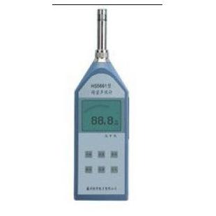 嘉兴恒升HS5661B型精密脉冲声级计1级精密声级计 高声级测量