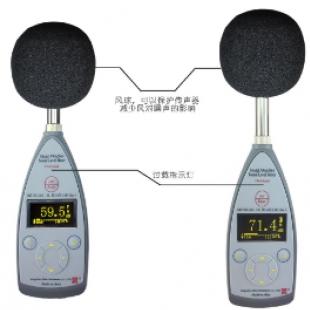 杭州爱华AWA5661-1精密脉冲声级计1级噪声仪噪音计 多种配置可选