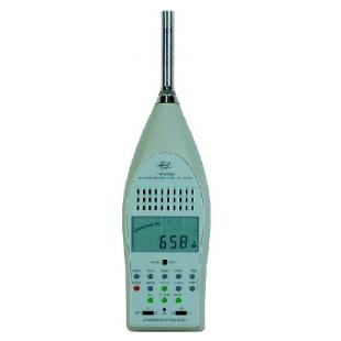 国营红声HS5670A型积分平均声级计噪音计1级全新原装