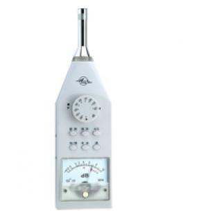 国营红声器材厂ND10型声级测试仪声级计噪音计数显声级计