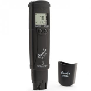意大利哈纳HI98130 高量程 pH-EC-TDS-℃测定仪
