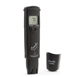 意大利哈纳 HI98129多参数笔式pH/EC/TDS测定仪 水质分析仪