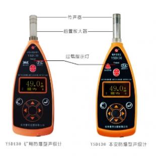 杭州爱华YSD130型矿用本安型声级计 多重配置可选