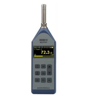 嘉興恒升HS5661精密脈沖聲級計噪音計質保1年包郵一級代理