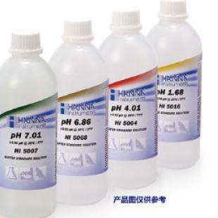 校准液 哈纳HI5001标准值1.00pHHI5006PH6.00PH酸度标准缓冲液