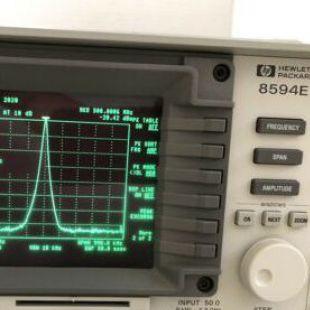 Agilent3G頻譜分析儀8594E