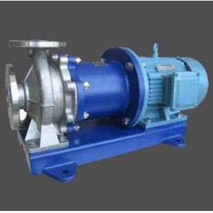 上海佰诺IMC可连续空载不锈钢磁力泵