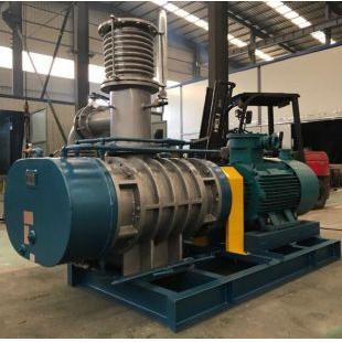 电厂专用2205双相钢蒸汽压缩机