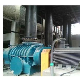22kw高壓硫化羅茨風機