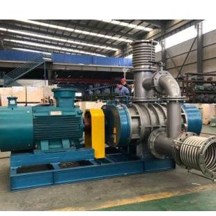 蒸發處理量1噸蒸汽壓縮機