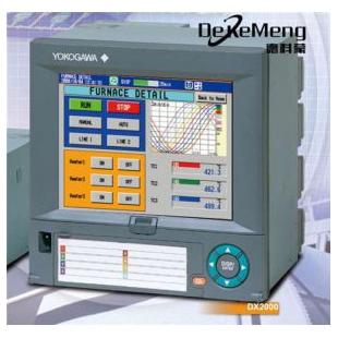 横河记录仪DX1012-3-4-1 RI