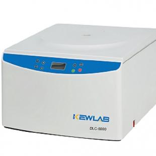 KEWLAB  台式多管架自动平衡离心机 DLC-5000