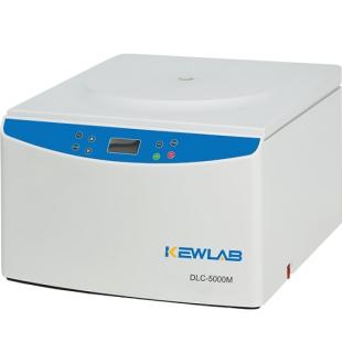 KEWLAB  台式多管架自动平衡离心机 DLC-5000M