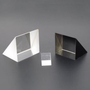 KEWLAB 紫外熔融石英標準精度直角棱鏡 KP21-005