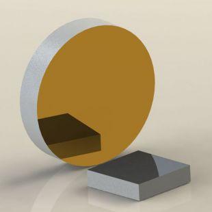KEWLAB 熔融石英高精度反射鏡 KM22-005