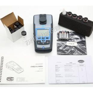 HACH 2100Q便携式浊度仪