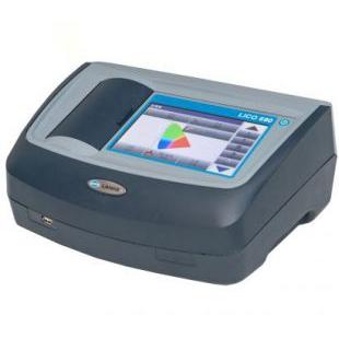 美国哈希Lico 690台式色度仪