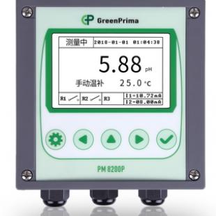 英國GreenPrima在線pH/ORP分析儀PM 8200P
