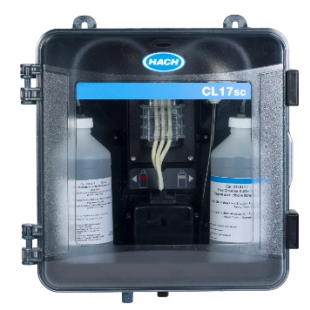 美国哈希CL17sc余氯在线分析仪