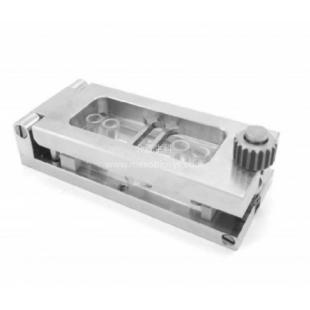 微流控可逆连接芯片夹具