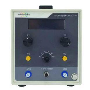 双通道高精度流体控制压力泵