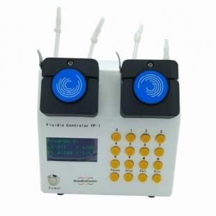 双通道微流体专用蠕动泵 恒流泵 循环泵 细胞灌流系统