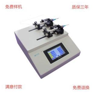 双通道独立控制微流控注射泵