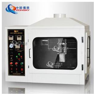 东莞中诺ZY6017F建材可燃性机 建筑材料可燃性试验机