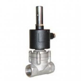 工业级不锈钢电磁阀常闭型DN25系列