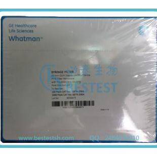 6874-2504GE Whatman GD/X 25多层针头式滤器(聚四氟乙烯)