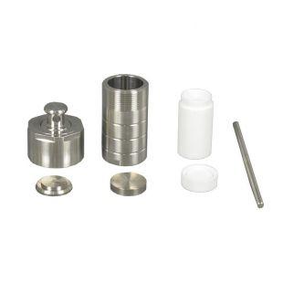 不锈钢水热合成反应釜KH-50-1000ML高压消解罐