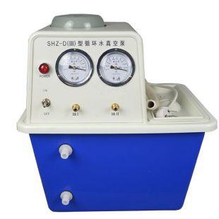 上海科升SHZ-DIII防腐雙表雙抽循環水式真空泵