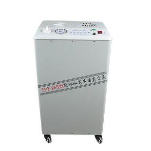 循环水真空泵SHZ-95B立式防腐五抽头真空抽滤泵
