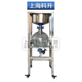 上海科升真空抽濾器ZF-10-50L實驗室抽濾設備